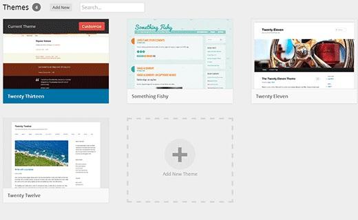 Что ожидать в WordPress 3.8 (3)
