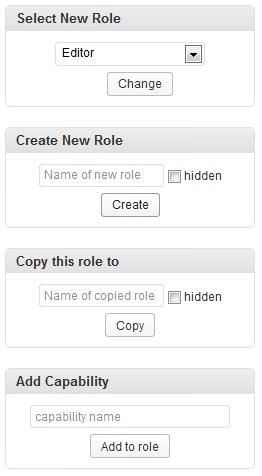 Capability Manager Enhanced - плагин для редактирования возможностей пользователей разного уровня (4)