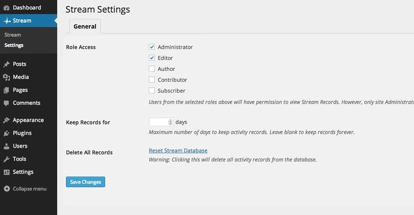 Stream - плагин для отслеживания активности пользователей (4)