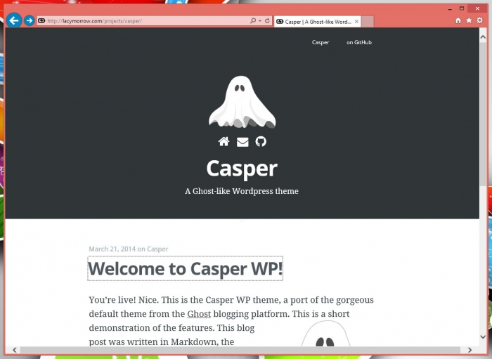 Три современные минималистичные темы для личного блога | n-wp.ru