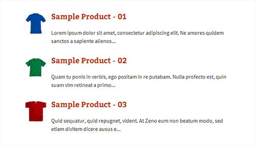 Page-list — удобный плагин для вывода страниц с миниатюрами и текстовыми описаниями | n-wp.ru
