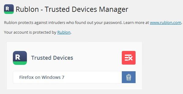 Rublon — сервис для создания двухфакторной авторизации с помощью мобильных устройств