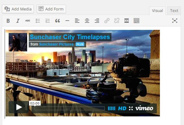 Remote Media Libraries — плагин, добавляющий в библиотеку медиафайлов с внешних сервисов