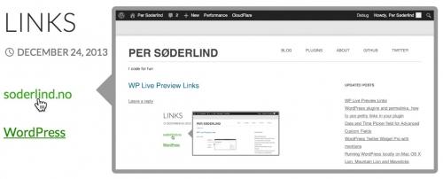 WP Live Preview Links -- плагин, показывающий превью страниц, на которые указывают ссылки | n-wp.ru