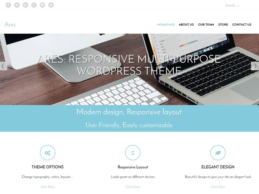Лучшие бесплатные темы для личных блогов и портфолио — январь-февраль 2015