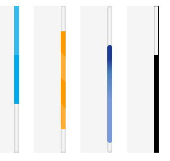 Dewdrop Custom Scrollbar -- плагин для настройки вида скроллбара на сайте | n-wp.ru