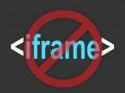 Как запретить загрузку страниц своего сайта на другом сайте с помощью iframe   n-wp.ru