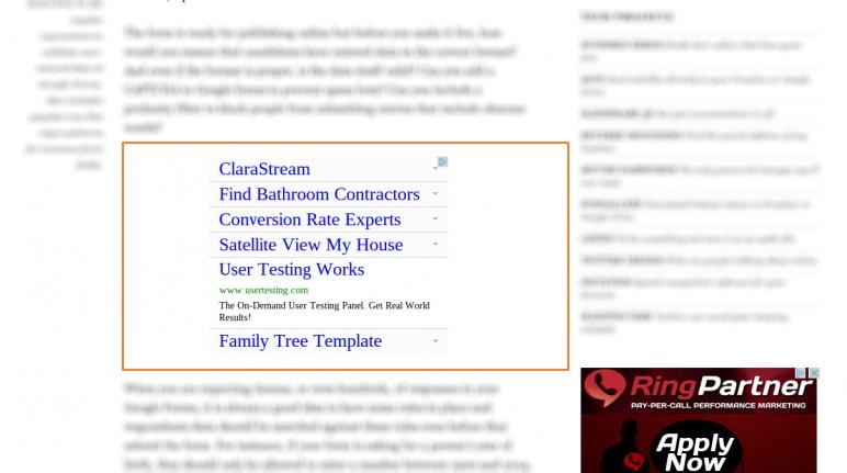 Как вывести рекламу после определенного абзаца в посте или на странице | n-wp.ru