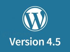 WordPress 4.5 «Coleman» — удобная вставка ссылок, расширение шорткатов, обновлений кастомайзера