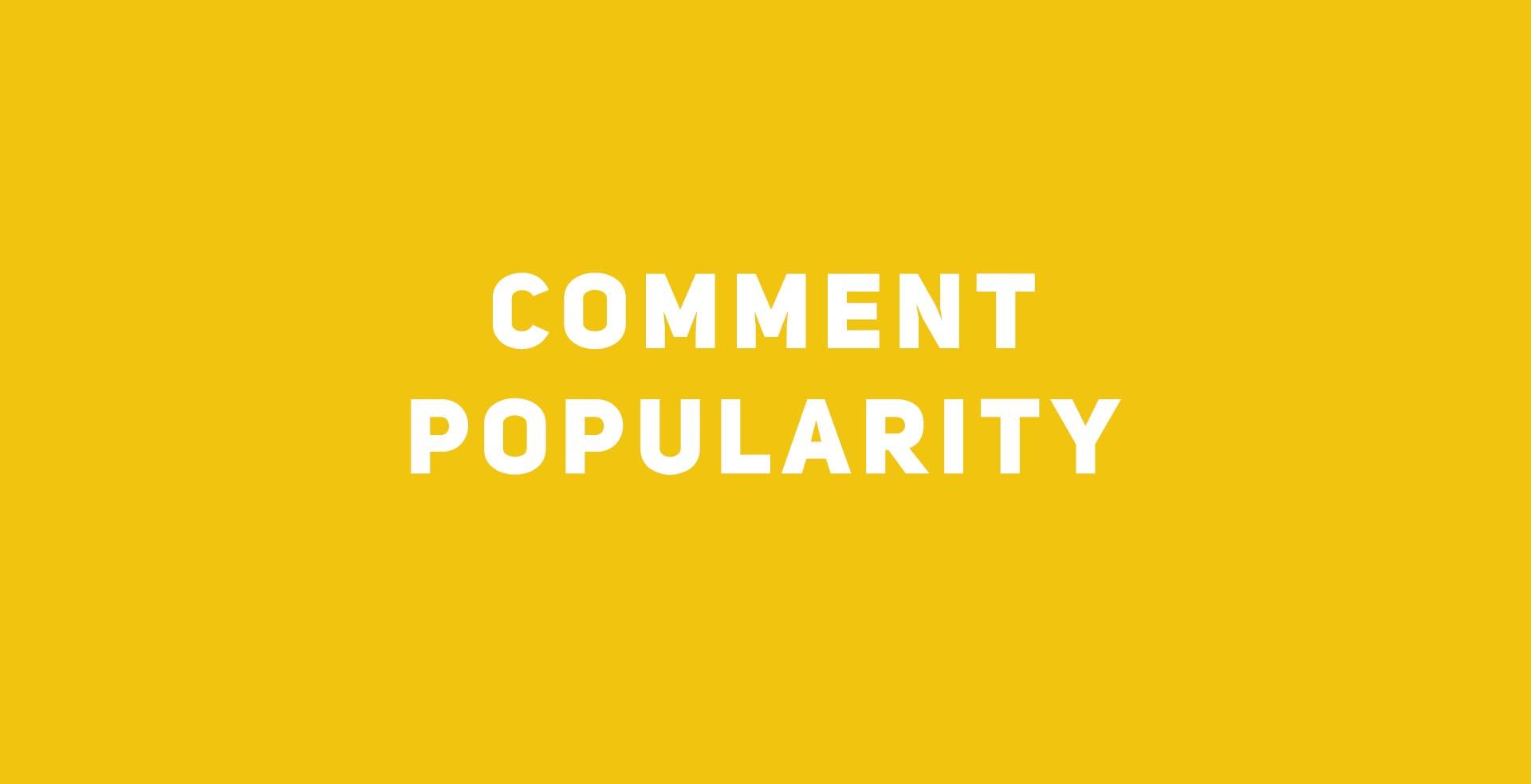 Как позволить пользователям оценивать комментарии